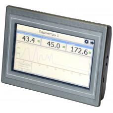 Регистратор-индикатор параметров АГАВА-ИРВ01 с функциями вычислителя