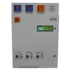 Готовое решение для автоматизации паровых котлов с импортными автоматизированными горелками