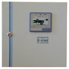 Автоматика для управления рекуперативным воздухонагревателем