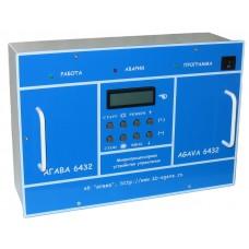 Контроллер газовых и жидкотопливных котлов АГАВА6432 (снят с производства 30.10.2006)
