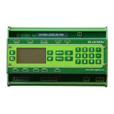 Контроллер газовых и жидкотопливных котлов АГАВА 6432.30
