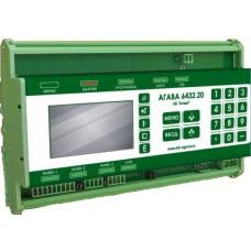Промышленные контроллеры АГАВА 6432.20 ПК1 / ПК2