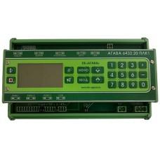 Программируемые логические контроллеры АГАВА 6432.20 ПЛК1 / ПЛК2