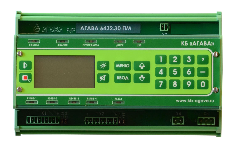 головной модуль АГАВА 6432.30